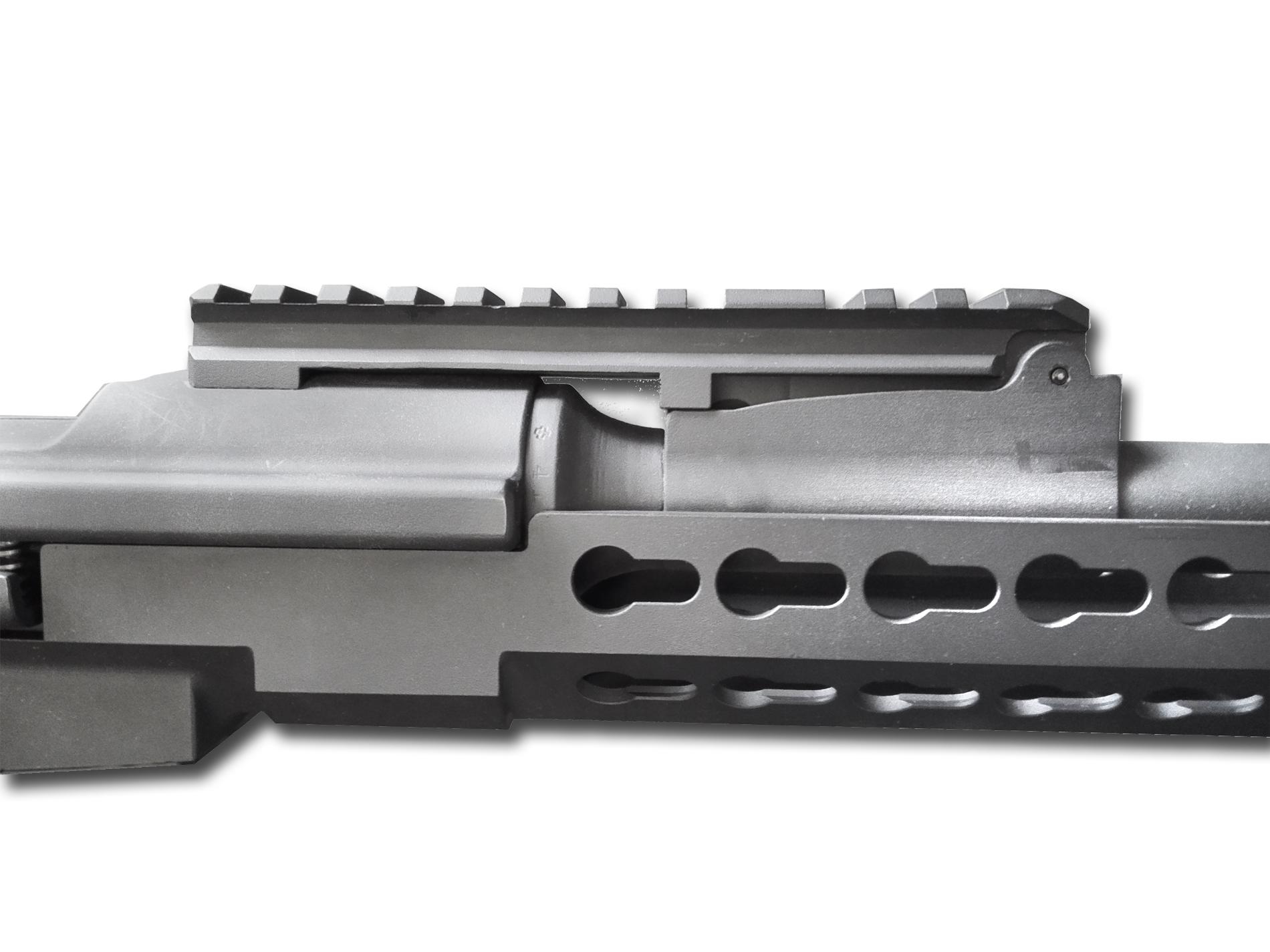 K31 rifle SAG optics mount